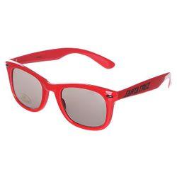 Очки Strip Gloss Red Santa Cruz                                                                                                              красный цвет