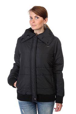 Куртка Женская Lilo Ii Range Element                                                                                                              чёрный цвет