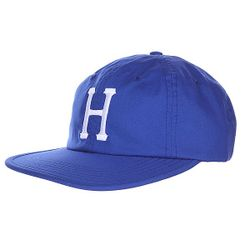 Бейсболка Formless Classic H 6 Panel Navy Huf                                                                                                              синий цвет