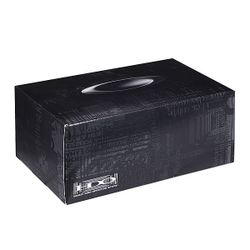 Очки Flak Jacket Xlj Polished Black/Vr50 Transitions Oakley                                                                                                              черный цвет