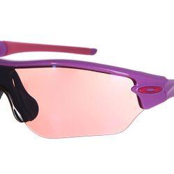 Очки Radar Edge Helio Purple / G30 Oakley                                                                                                              розовый цвет