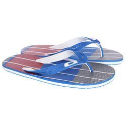 Шлепанцы Standard Blue Oakley                                                                                                              красный цвет