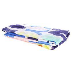 Полотенце Женское Hazy Sea Spray Roxy                                                                                                              многоцветный цвет