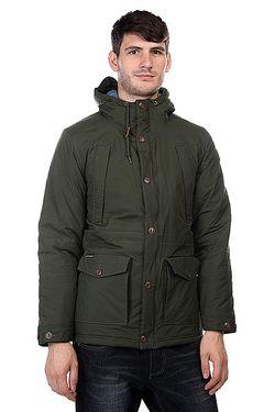 Куртка Eaglemere Range Element                                                                                                              зелёный цвет