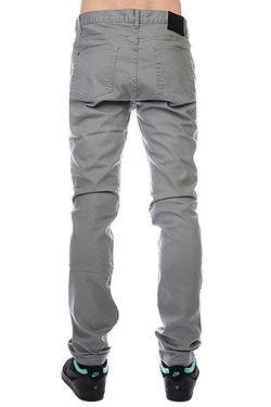 Штаны Прямые Boom Grey Element                                                                                                              серый цвет