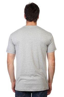Футболка Haircut Grey/Heather Altamont                                                                                                              серый цвет