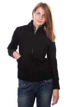 Куртка Женская Passaty Black Element                                                                                                              чёрный цвет