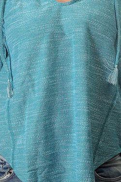 Толстовка Женская Seascape Surf J Seascape Stripe Roxy                                                                                                              зелёный цвет