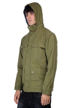 Куртка M15 Loden Clwr                                                                                                              зелёный цвет