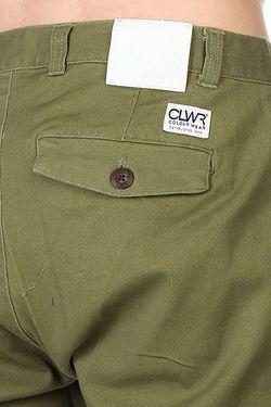 Штаны Прямые Gubb Chino Loden Clwr                                                                                                              зелёный цвет