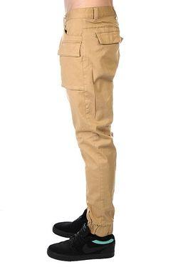 Штаны Прямые Cuff Chino Camel Clwr                                                                                                              бежевый цвет
