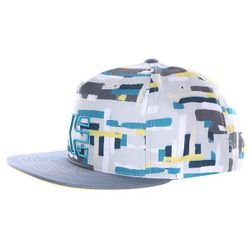 Бейсболка Rook Snapback Hat White/Light Grey Etnies                                                                                                              многоцветный цвет