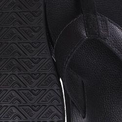 Вьетнамки Leather Smoothy Black Reef                                                                                                              черный цвет