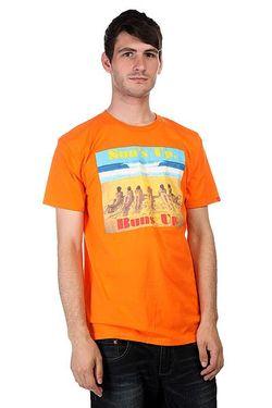 Футболка Suns Up Orange Lost                                                                                                              оранжевый цвет