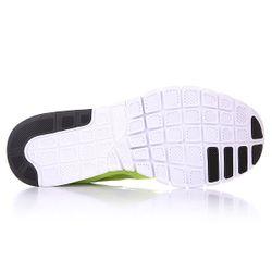 Кроссовки Paul Rodriguez 9 R/R Cyber/Black/White Nike                                                                                                              желтый цвет