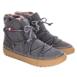 Сапоги Зимние Женские Alaska J Boot Black Roxy                                                                                                              серый цвет