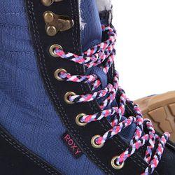 Ботинки Зимние Женские Anchorage J Boot Indigo Roxy                                                                                                              синий цвет