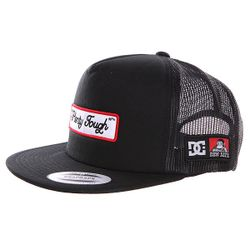 Бейсболка Dc Bd Trucker Black Dcshoes                                                                                                              чёрный цвет