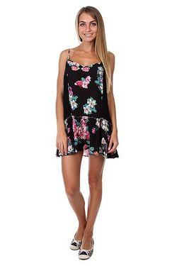 Платье Женское Magnolia Dress Black Insight                                                                                                              черный цвет
