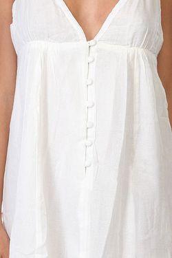 Платье Женское Free Breeze Dress Off White Insight                                                                                                              белый цвет
