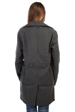 Пальто Женское Single Breasted Coat Beaten Floyd Insight                                                                                                              серый цвет