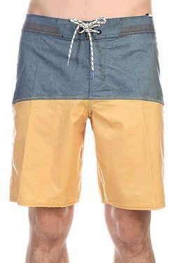 Шорты Пляжные Shifty Pcx Gold Billabong                                                                                                              желтый цвет
