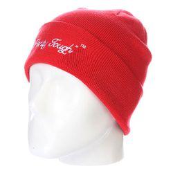 Шапка Dc Bd Beanie Athletic Red Dcshoes                                                                                                              красный цвет