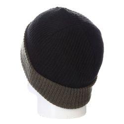 Шапка Dc Fots Cole Beanie Military Olive Dcshoes                                                                                                              черный цвет