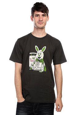 Футболка Dc Cliver Bunny Pirate Black Dcshoes                                                                                                              чёрный цвет