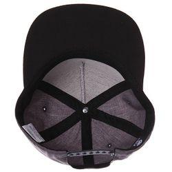 Бейсболка С Прямым Козырьком Rtd Snap Back Circa                                                                                                              чёрный цвет