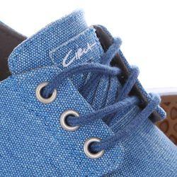 Кеды Кроссовки Низкие Crip Rew Regal/White Circa                                                                                                              синий цвет