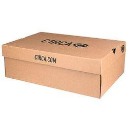 Кеды Кроссовки Низкие Lancer Eswh Espresso/White Circa                                                                                                              коричневый цвет