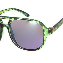 Очки Cabanaz Green Tortoise Creature                                                                                                              черный цвет