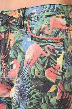 Джинсы Узкие Женские Tropico Rundown Troppo Insight                                                                                                              многоцветный цвет