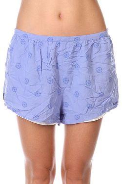 Шорты Женские Pinwheel Shorts Lavendar Insight                                                                                                              синий цвет