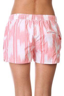 Шорты Классические Женские Dunes Shorts Coral Insight                                                                                                              розовый цвет