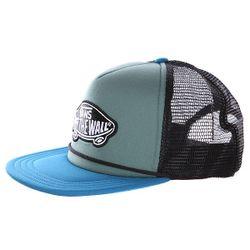 Бейсболка С Прямым Козырьком Classic Patch Truc Vans                                                                                                              синий цвет