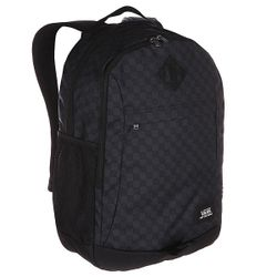Рюкзак Городской Skooled Backpack Black/Charcoal Vans                                                                                                              чёрный цвет