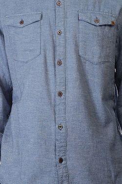 Рубашка The Gusto Unjaded Insight                                                                                                              синий цвет