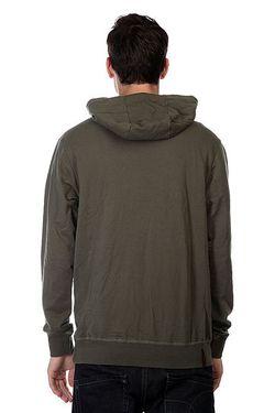 Толстовка Thread Ho Hood Acdc Green Insight                                                                                                              зелёный цвет