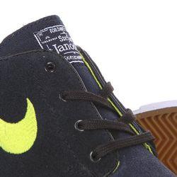Кеды Кроссовки Низкие Zoom Stefan Janoski Dark Nike                                                                                                              синий цвет