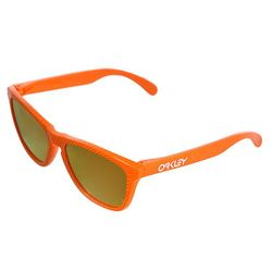 Очки Frogskin Atomic Orange/Fire Iridium Oakley                                                                                                              оранжевый цвет