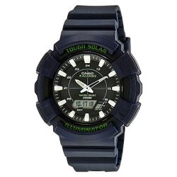 Часы Collection Ad-S800wh-2a Navy Casio                                                                                                              синий цвет