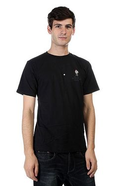 Футболка Dc Ben Davis 1 Black Dcshoes                                                                                                              черный цвет