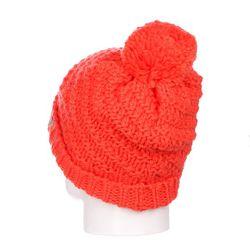 Шапка С Помпоном Женская Blizzard Beanie Nasturtium Roxy                                                                                                              оранжевый цвет