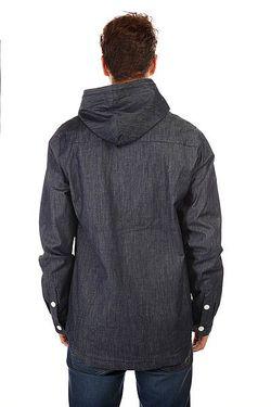 Куртка Джинсовая Field Shirt Denim Clwr                                                                                                              синий цвет
