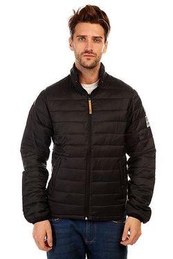 Пуховик Moss Jacket Black Clwr                                                                                                              чёрный цвет
