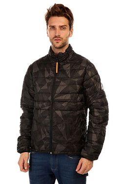 Пуховик Moss Jacket Black Clwr                                                                                                              черный цвет