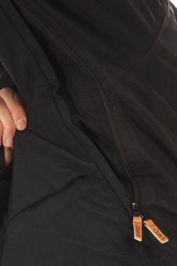 Куртка Парка Falk Jacket Black Clwr                                                                                                              чёрный цвет