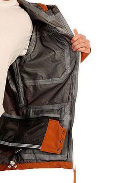 Куртка Парка Falk Jacket Adobe Clwr                                                                                                              коричневый цвет